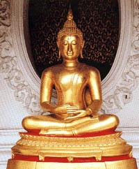 พระพุทธรูปปางเสวยมธุปายาส