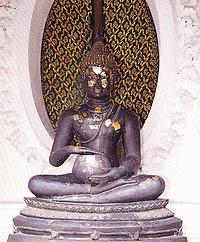 พระพุทธรูปปางประสานบาตร