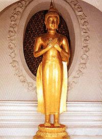 พระพุทธรูปปางรำพึง