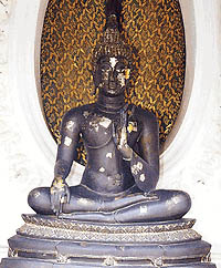 พระพุทธรูปปางแสดงโอฬาริกนิมิต