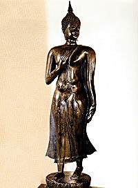 พระพุทธรูปปางนาคาวโล